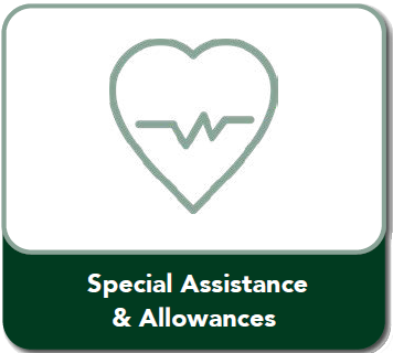 SpecialAssistance& Allowance